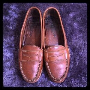 Used cole haan loafers